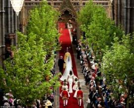 royal wedding trends