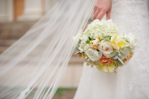 Bridal bouquet by Amore Fiori Flwoers