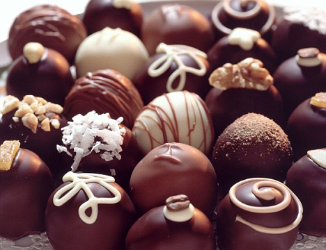 5280 chocolates Chocolate truffles